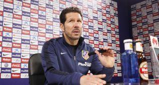 """Simeone: """"Es difícil encontrar otro jugador como Tiago"""""""