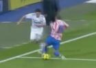 Aquel caño y aquella pisada soberbia de Özil ante el Atleti