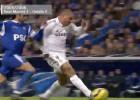 El remate prodigioso del gran Ronaldo contra el Getafe