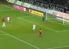 Vidal asistió de gran forma a Ribery en descuento del Bayern