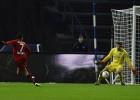 Chicharito volvió a marcar y ya lleva 7 goles en la Bundesliga