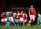 El United vuelve a empatar en Old Trafford... y gracias