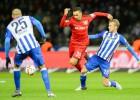 Sexta derrota de la temporada para el Leverkusen en Berlín