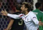 El Sevilla vuelve a soñar con la Europa League por Llorente