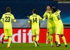 Milicevic le da la victoria al Gante y pasa a octavos