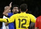 Así fue el rifirrafe subido de tono de Casillas y Diego Costa