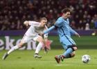 Pase magistral de Rakitic y Messi deja sentado a Leno