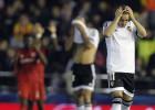 El Valencia cae ante el Lyon y jugará la Europa League
