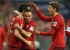 El Bayern liquida al Ingolstadt y es campeón de invierno