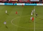 Felipe Gutiérrez aportó con bella asistencia en el Twente