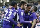 Juankar sella la remontada del Málaga y complica al Rayo