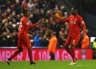 Origi evita la derrota del Liverpool en el minuto 96