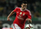 Benfica: Gaitán intenta levantar a un equipo sin Jorge Jesús