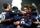 Manita del PSG al Lyon con tres asistencias de Di María