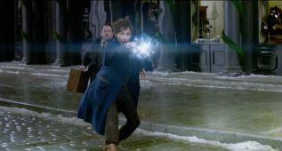 Harry Potter: ¿Aún no has visto el trailer de Fantastic Beasts?