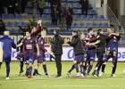 Gran remontada del Eibar para meterse en octavos de final