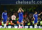 El Chelsea reaccionó en el primer partido post-Mourinho