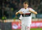 Müller decide para un Bayern que 'se dispara' en Bundesliga