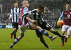 Newcastle y Aston Villa en la lucha por evitar el descenso