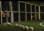El 'Jingle Balls' más original del Borussia: a balonazos