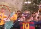 El enfado de Ter Stegen porque Bravo jugara contra River