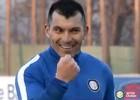 Notable participación de Gary en video de Navidad del Inter