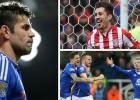 Costa `resucita´, Bojan clave en el Stoke y Deulofeu a lo suyo
