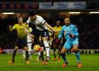 El Tottenham acaba con la racha del Watford en el 89'
