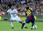 La gambeta favorita de Messi con la que retrató a Marcelo