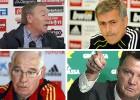 Las peleas más controvertidas de 9 técnicos con la prensa