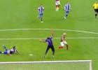 ¡Increíble error del portero suplente del Porto!