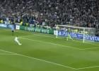 Cristiano y su penalti fallado más determinante de blanco