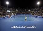 Vaya forma de empezar el año: puntazo entre Nadal y Ferrer