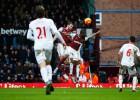 El portentoso cabezazo de Carroll que hundió al Liverpool