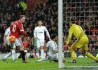 El taconazo de oro de Rooney para explosión de Van Gaal