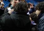 Tiago desató la locura entre los aficionados del Atlético