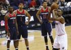 La defensa de Miami se impone a unos mermados Wizards