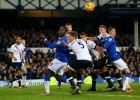 Paso atrás del Tottenham tras su empate ante el Everton