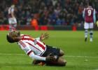 El Sunderland respira y hunde un poco más al Aston Villa