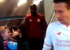 El niño vacilón del West Ham que le tomó el pelo a Lovren