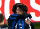 Los 3 mejores goles de Nicolás Castillo en Europa