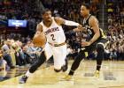 Irving y los Cavaliers no dan opción a los Raptors de Lowry