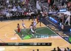 Los Rockets rescatan la victoria con un gran último cuarto