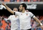 Negredo renace en la Copa y sentencia al Granada