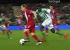 Los 3 golazos que dejó la jornada de Copa en España