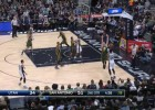 Los Spurs no frenan y ganan su partido 30 seguido en casa