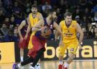 El Barcelona se recupera en casa y se impone al Khimki