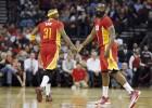 Harden marca la diferencia para los Rockets ante los Jazz