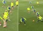 Así triangula el Madrid de Zidane con detalles de Isco