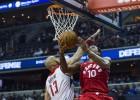 DeRozan y Lowry lideran la victoria ante los Wizards